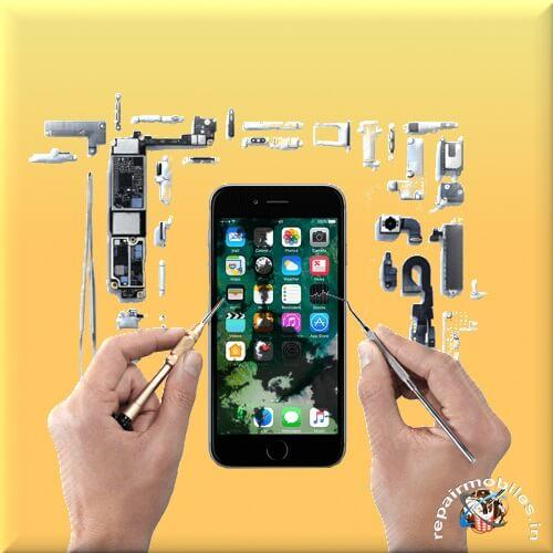 mobile phone repairing shop