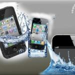 save mobile phone after water damaged