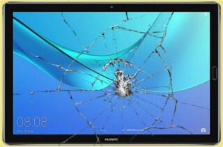 ipad tablet broken screen mobile