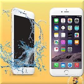 iphone repairing water damaged