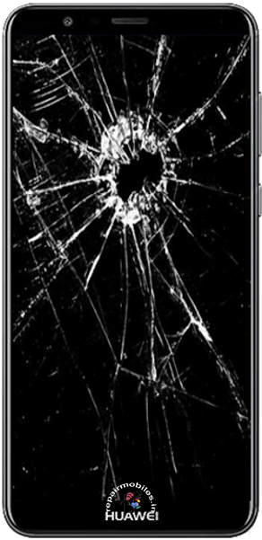mobile phone broken screen need repalcement