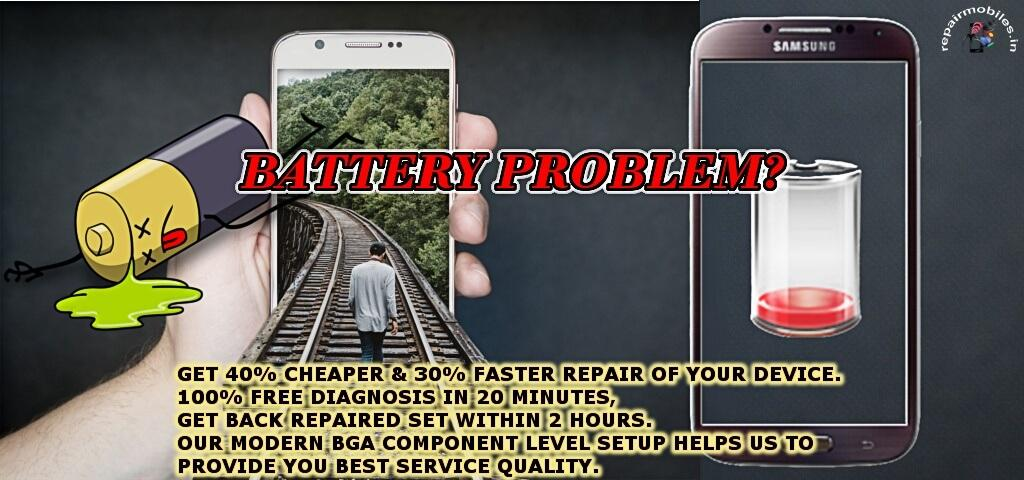 repair mobile phone battery problems iphone