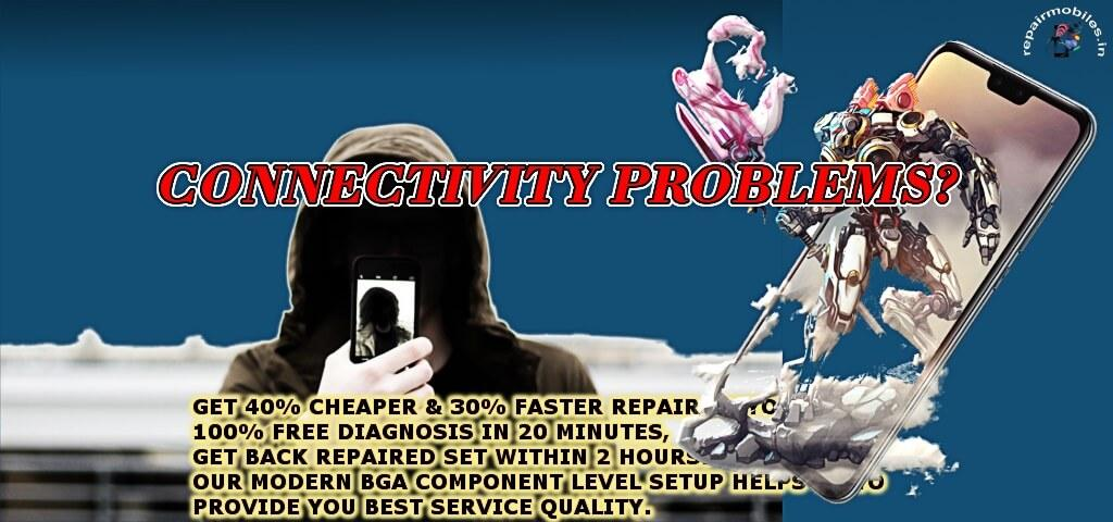 repair mobile phone signal problems iphone